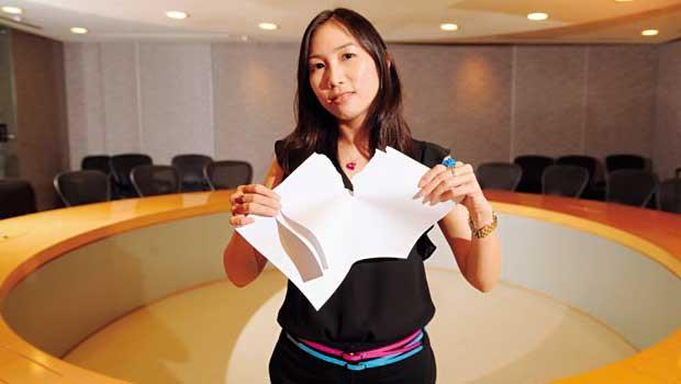 IBM-大中華區史上最年輕財務長