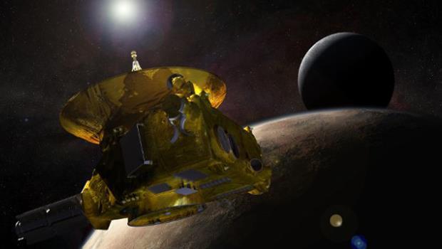 終於能近距離看見!50億公里外捎來的影像:「新視野號」飛越冥王星,竟發現上面有「愛心」