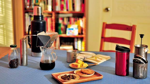 打造簡約風咖啡館