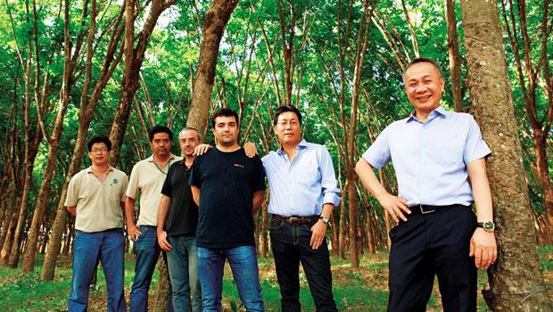 「純粹看地圖泰南當然偏僻,但做事業,這裡的樹木資源卻是全世界最集中!」綠河董事長謝榮輝創業16 年來,共吸引十國人才進駐。