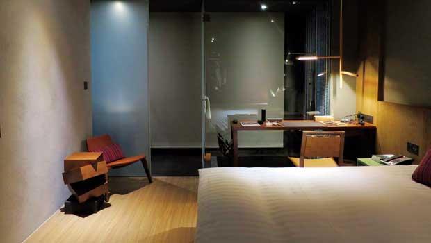 旅店設計乍看之下相當討喜也別出心裁,只是實用度上需要再加強。
