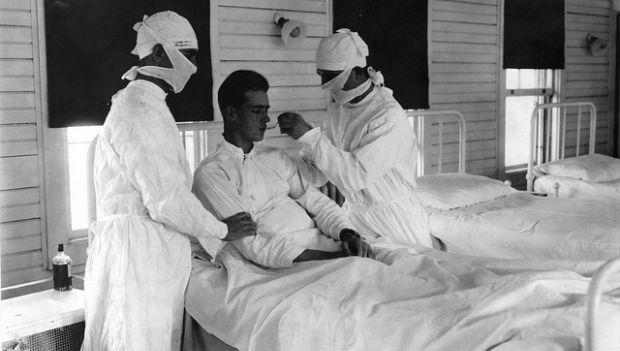百年前的悲劇,會捲土重來嗎?「感冒」比SARS、伊波拉更兇悍,奪5千萬人命的「超殺流感」