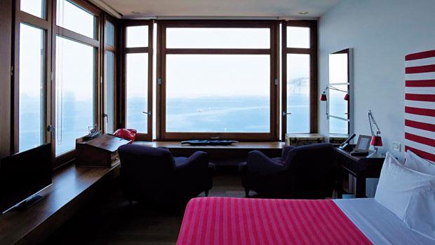 漂流地中海的旅店
