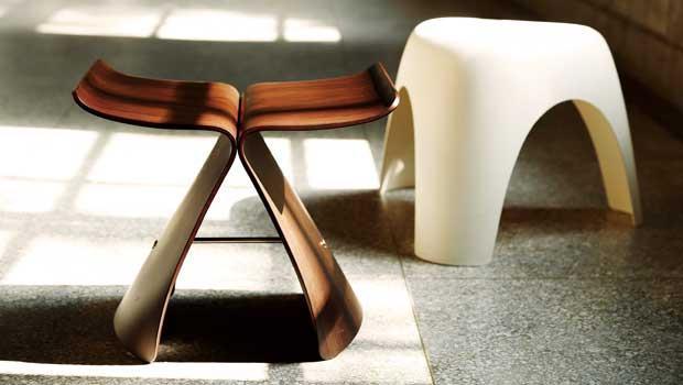 柳宗理-蝴蝶椅