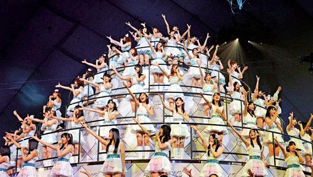 日本國民偶像AKB48