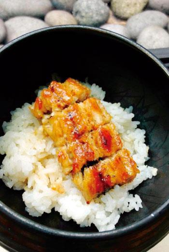 Ibuki的鰻魚飯