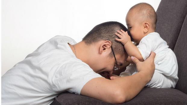 生命就像樂透,無法控制》41歲才當爸的心聲:我每天都在感激,孩子是個普通人
