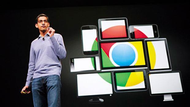 Google 執行長 皮采(Sundar Pichai)