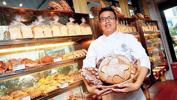 上海八融食品(宜芝多所屬公司)總經理 蔡秉融