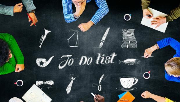 為什麼成功者都是「清單控」:寫下來就有威力,升職加薪就靠一張memo紙