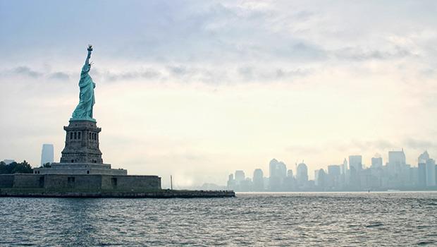 New York,四海一家