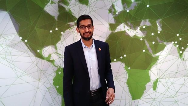 印度六年級生,接管Google!桑德爾‧皮采成為谷歌大神新任CEO
