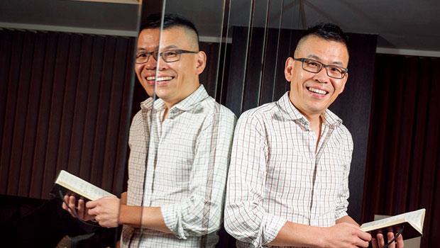 6屆金鐘獎主持人 王介安