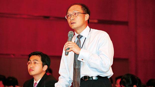 少了陸行之(右)的外資券商,凸顯台灣資本市場被邊緣化危機。