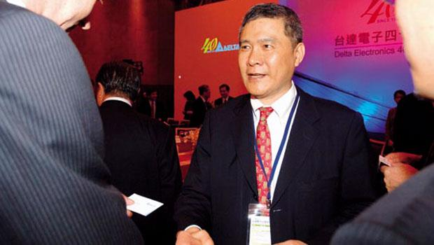 台達電董座海英俊親自與創客們接觸