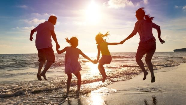 家庭快樂退休