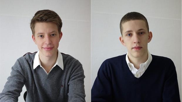 超級人生勝利組》當你數學還在解不出,這對兄弟15歲就發明解題App,成功進軍國外