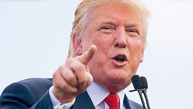 美國共和黨的川普(Donald Trump)
