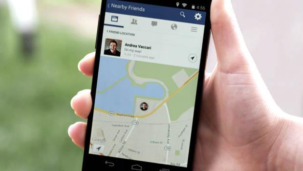 快檢查你的手機FB!臉書最新功能「周邊的朋友」好方便,但別讓你的行蹤全都露