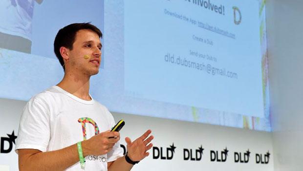 3位共同創辦人之一葛倫克自信,Dubsmash代表一個數十億美元的市場。