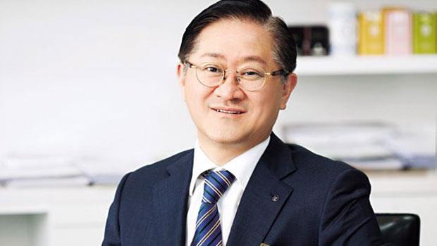 愛茉莉太平洋集團董事長 徐慶培