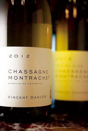 夏山村 Chassagne-Montrachet內有三片專產白酒的特級園,全都位在村北與Puligny村的交界處