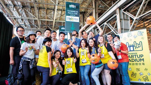 台灣「破壞神」來也!12支精選的台灣創新團隊,遠征舊金山破壞大會打「國際盃」。