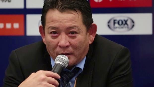 世足資格賽》教練大雨中致謝的這幕感動球迷,但台灣足球更需要的是...