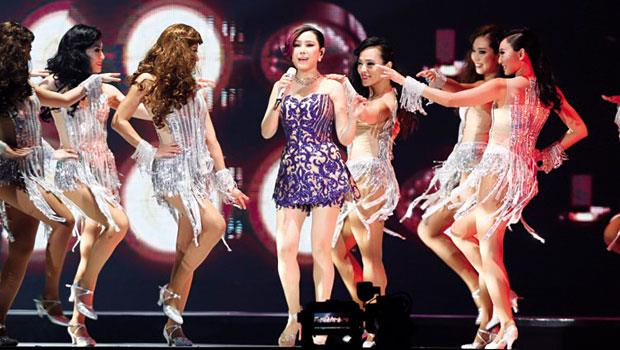 江蕙告別歌壇演唱會,全台大搶票,連同民歌40和其他懷舊演唱會,估計帶來百億商機。