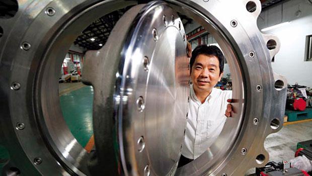 台灣規模最大高階控制閥品牌廠——進典工業