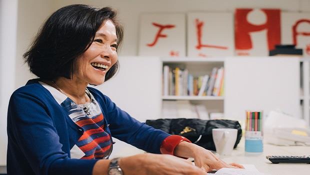 奧美廣告女王莊淑芬:不是要「跨出」舒適圈,而是把自己的舒適圈「擴大」到全世界