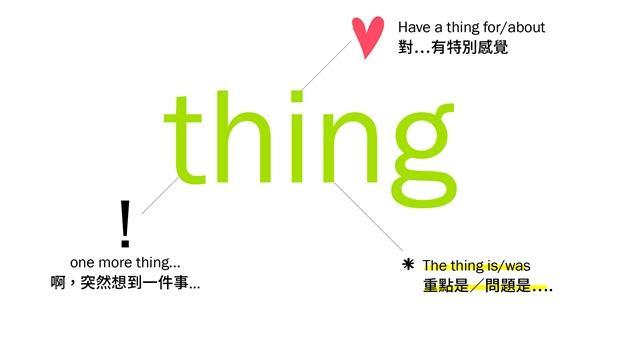 """「很多事要做」不是你想的""""have to do many things""""!善用""""thing"""",讓你英文再加分 - 商業周刊"""