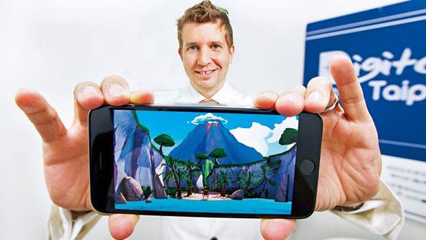 龐姆轉進虛擬實境的第二款遊戲以釣魚為主題,他希望能以休閒遊戲敲開市場。