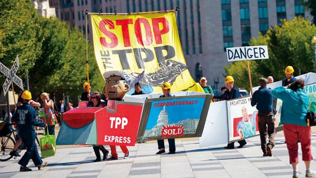 TPP 在美國政界面臨強大阻力,目前支持該協定的只有少數議員,白宮能否說服國會仍是未知數。