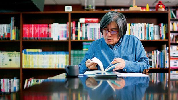 「書給我機會,讓一輩子可以擁有二十輩子經驗」