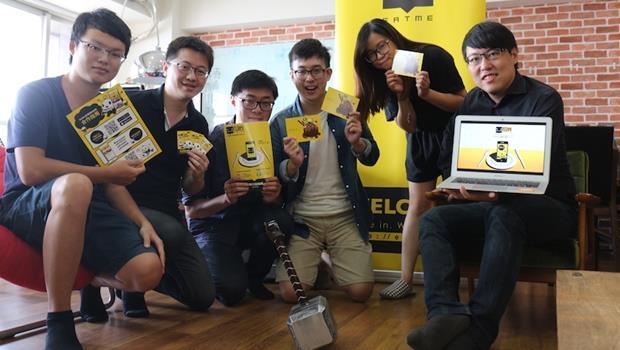 「美食優惠卡」不是新玩意,他的卡為何能打敗台南其他學校優惠卡,大學沒畢業就賺進100萬