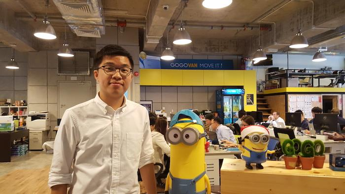 「台灣人也太好了!」宅急便版Uber老闆:台、港、韓三地司機,只有台灣人要分我錢 - 商業周刊