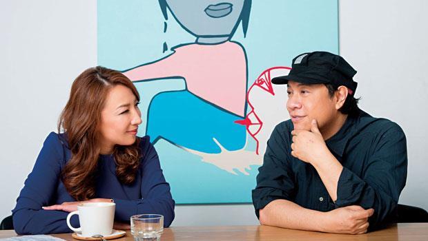 《alive》品味書特別號邀請陳玉珊擔任客座總編輯,透過導演之眼獨家訪談蔡康永