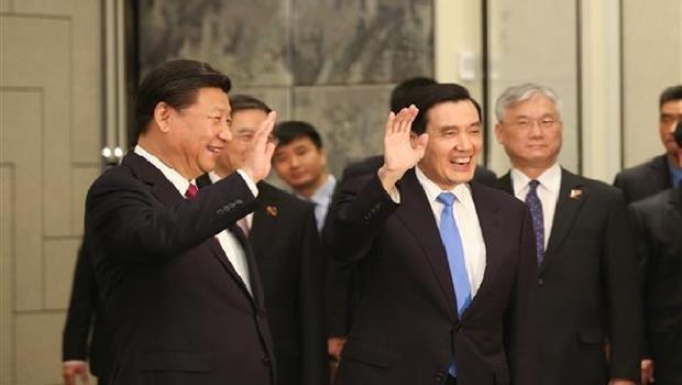 馬習會後中國記者會4大重點》習近平:歡迎台灣加入亞投行