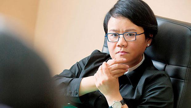 行政院政務委員兼蒙藏委員會委員長 蔡玉玲