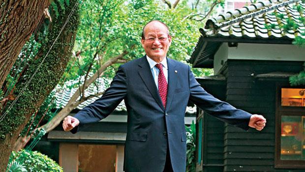 陽明海運董事長 盧峰海