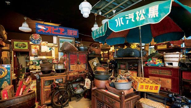台灣民藝的蒐藏狂