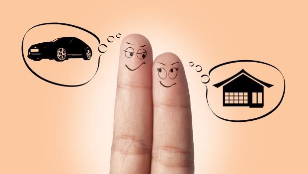 不要不相信,4個理由,「先買車再買房」會讓你變窮