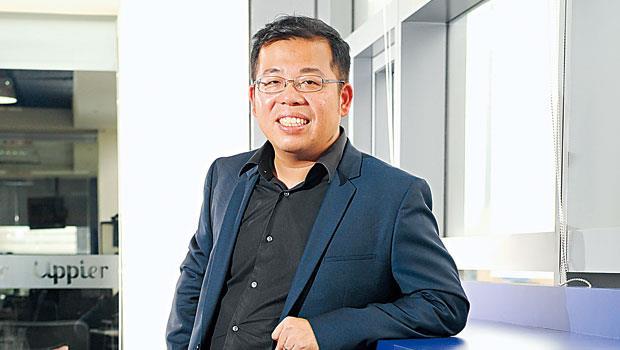 亞洲第一家透過人工智慧技術,協助企業投放跨螢幕廣告的沛星互動創辦人 游直翰
