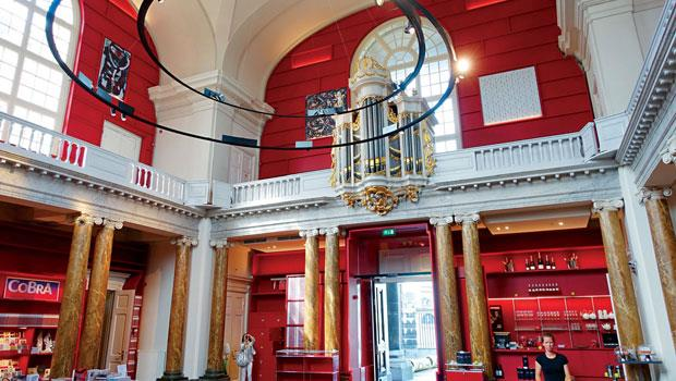 MVRDV建築事務所設計的荷蘭斯希丹市立博物館(Schiedam Museum)