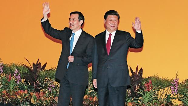 習近平在馬習會上對全世界說:台灣是我兄弟!這不正是台灣面向全球的最好機會嗎? - 商業周刊