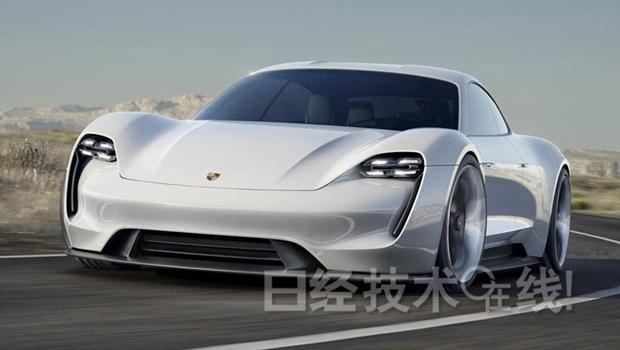 15分鐘充電80%!保時捷新款「純電動跑車」,加速到100公里只要3秒