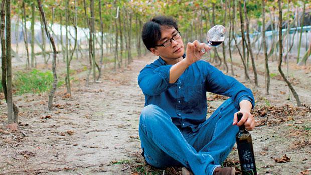 他種本土黑后葡萄挑戰國際酒莊──黃國彥