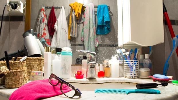 冬天好潮濕!利用「洗澡後1分鐘清潔術」,輕鬆解決浴室發霉