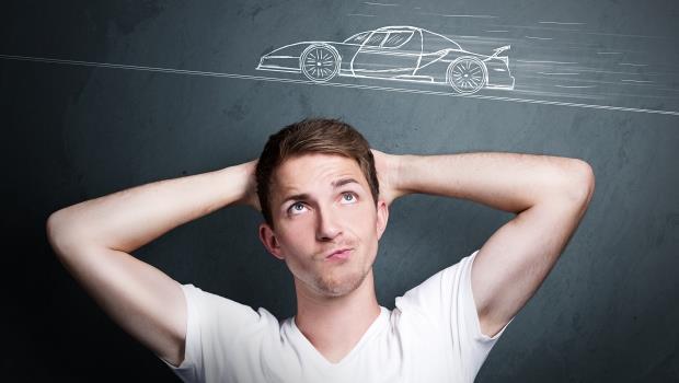 一個大學生花4年研究股票,畢業前買了台跑車...專家:他不適合投資房地產